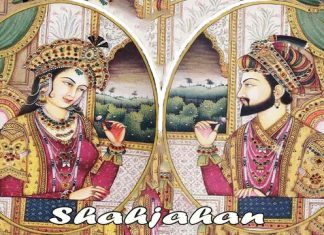 Shahjahan History in Hindi