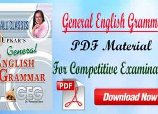 General English Grammar