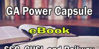 GA Power Capsule