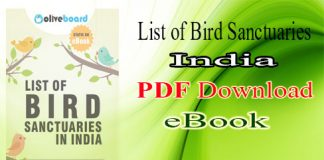 Bird Sanctuaries