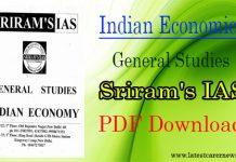 Indian Economics