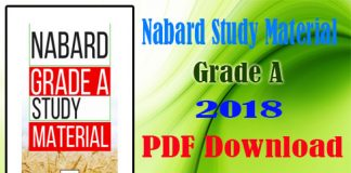 Nabard Study Material