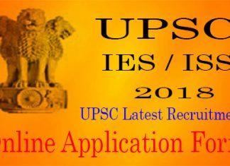 UPSC IES