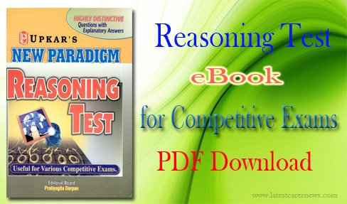 Reasoning Questions Ebook