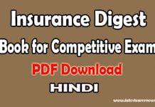 Insurance Digest