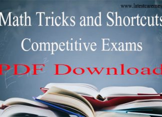 Math Tricks and Shortcuts