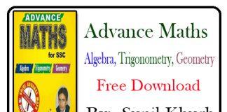 Advance Maths PDF
