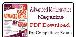 Mathematics Magazine Pdf