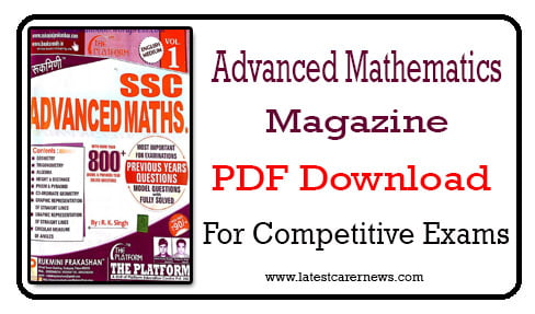 mathematics magazine pdf free download