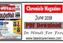 Chronicle Magazine PDF June 2018