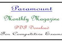 Paramount Monthly Magazine June 2018