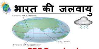 भारत की जलवायु