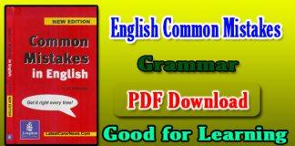 English Common Mistakes