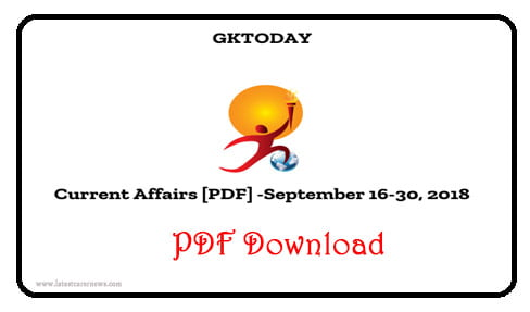 Gktoday Pdf In Hindi