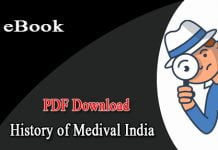 History of Medival India