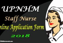 NHM UP Staff Nurse