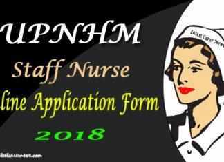 NHM UP Staff Nurse