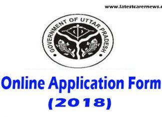 UPTET Online Application Form
