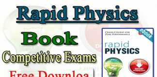Rapid Physics Book