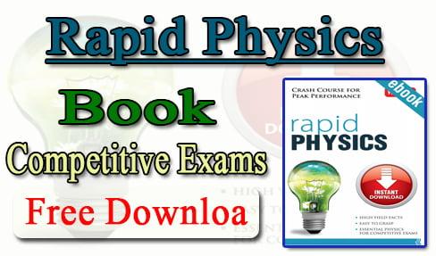 Rapid Physics Book