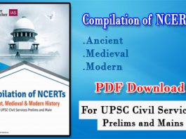 Anscient Indian History PDF Download By Chanakya IAS Academy