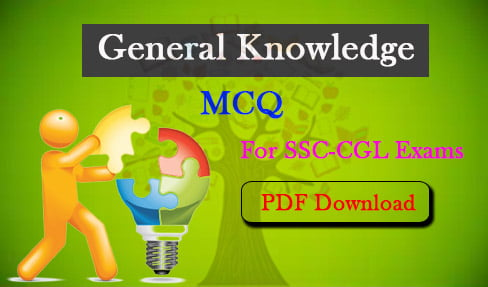 Static General Knowledge MCQ