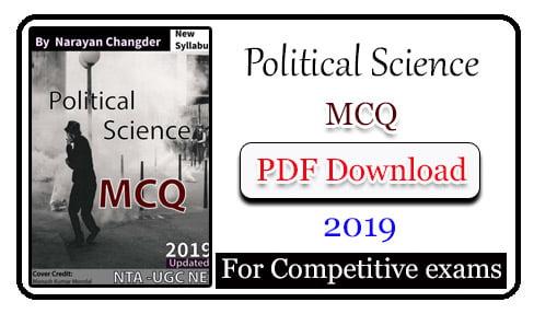 Political Science MCQ
