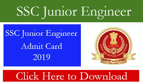 SSC Junior Engineer