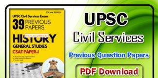 39 Indian Civil Services