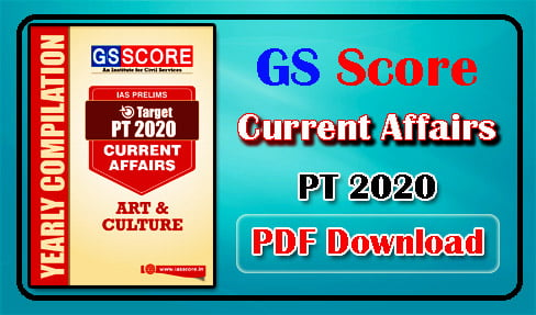 Current Affairs Magazine by GS Score