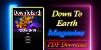 Down to Earth April 2020
