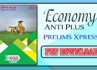 Economy by Anti Plus