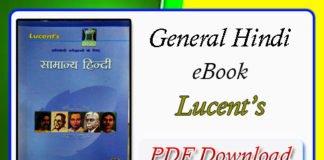 Lucent General Hindi