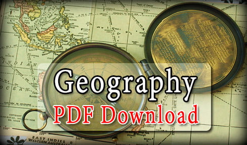 Geography for SSC
