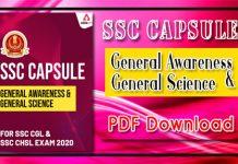 General Awareness & General Science