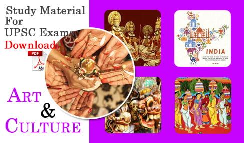 Art & Culture NCERT