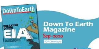 Down To Earth September 2020