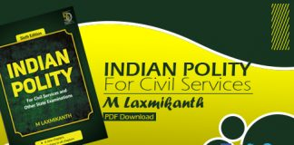 Indian Polity by M Laxmikanth