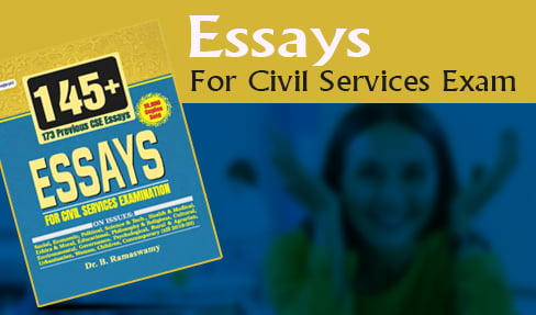 Essays for Civil Services