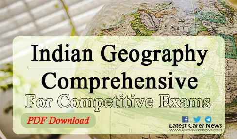 Indian Comprehensive Geography