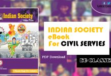 Indian Society Book PDF