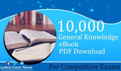 10000 One Liner General Knowledge