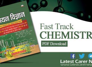 Fast Track Chemistry PDF