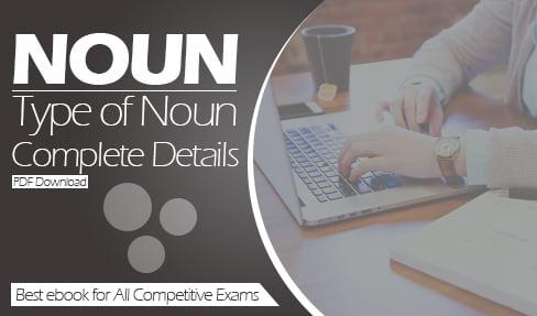 Noun Complete Details