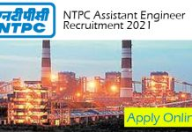 NTPC Assistant Engineer
