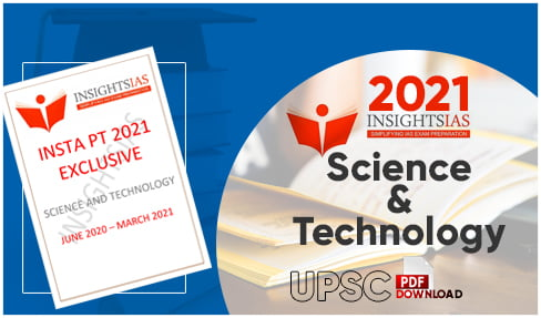 Science and Technology for UPSC 2021