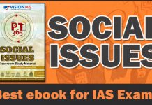 Social Issues Vision IAS PT 365