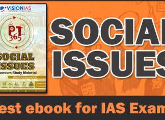 Social Issues Vision IAS PT 365