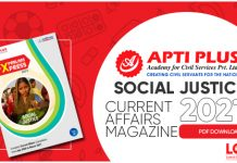 Social Justice 2021 PDF