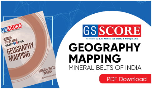 Mineral Belts of India